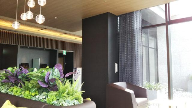 川越東武ホテルラウンジ